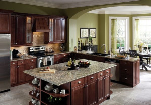 Custom Counter Top Designs