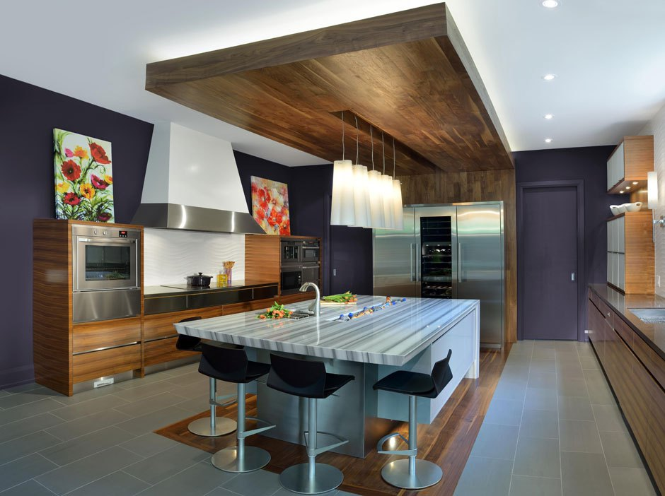 Cabinets r us top trends for kitchens and bathrooms Modern kitchen design trends 2014