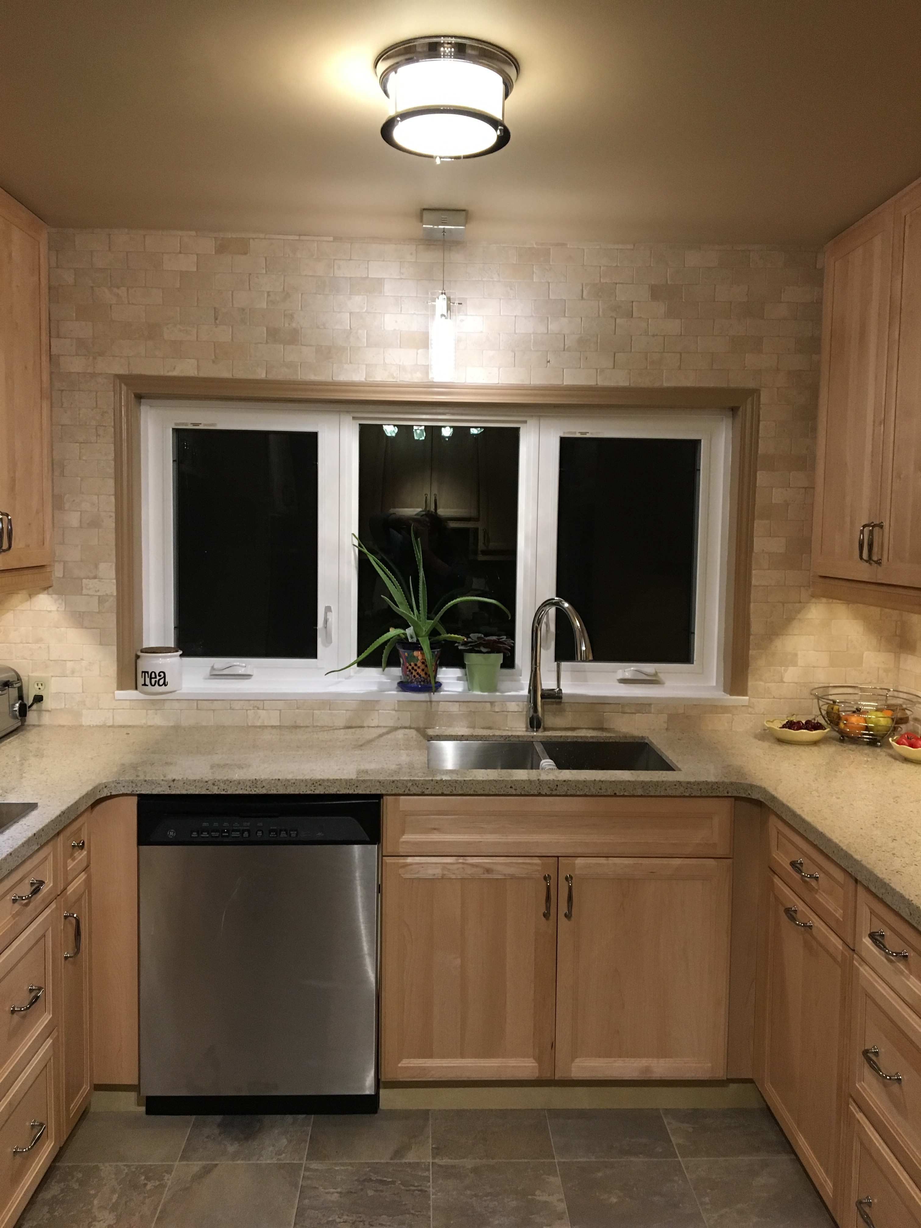 Kitchen Makeover 18 Ford Cabinets R Us Showroom